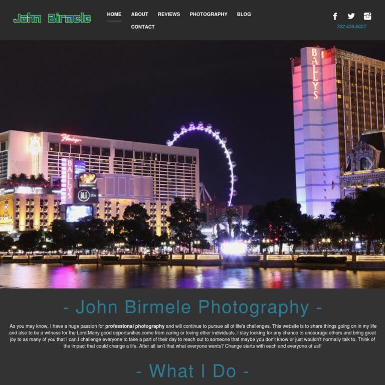 John Birmele Photography